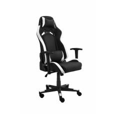 Кресло для геймеров OT-B23 (Black+White)