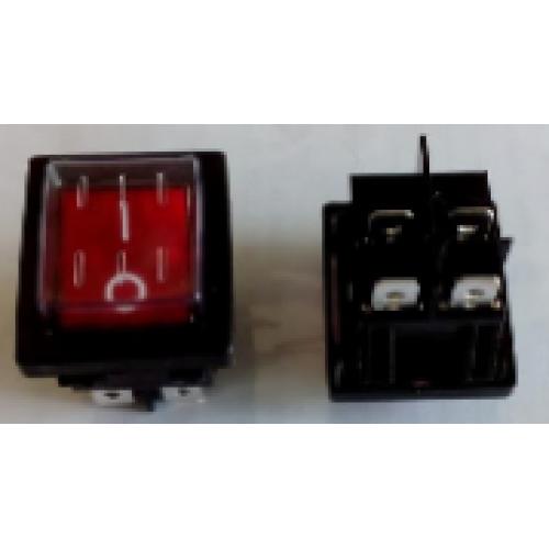 Выключатель 20A/BUTTON HDF-8