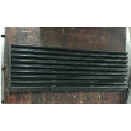 Верхняя чугунная накладка (520*150мм) для гриль лавовый CLI-E