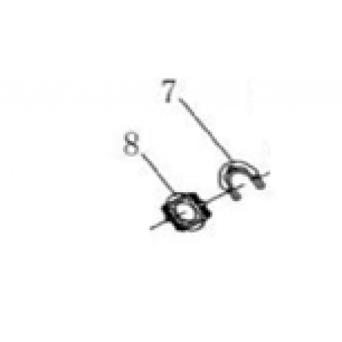 Нижняя пластина+центробежный переключатель для LM-30
